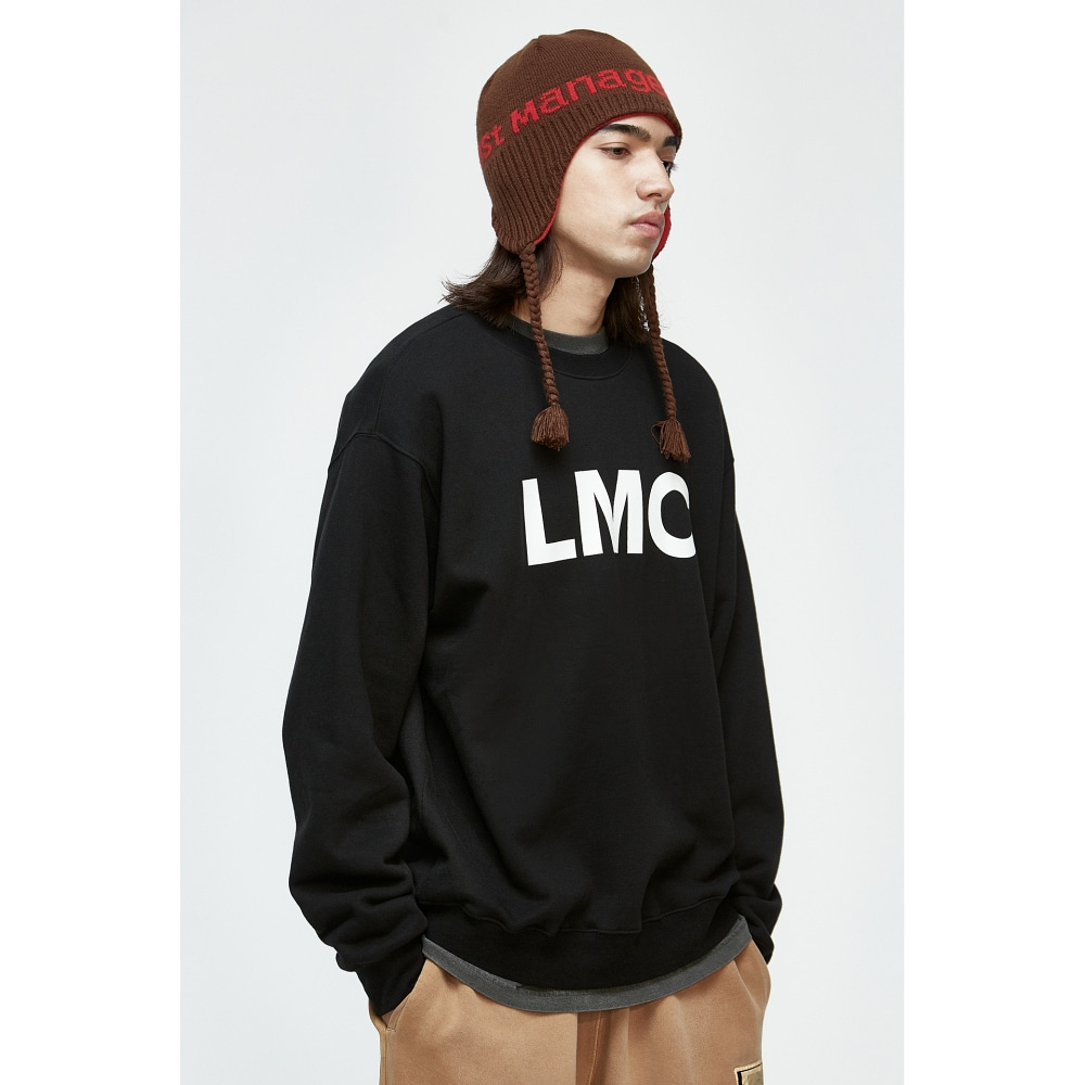 LMC OG WHEEL SWEATSHIRT black