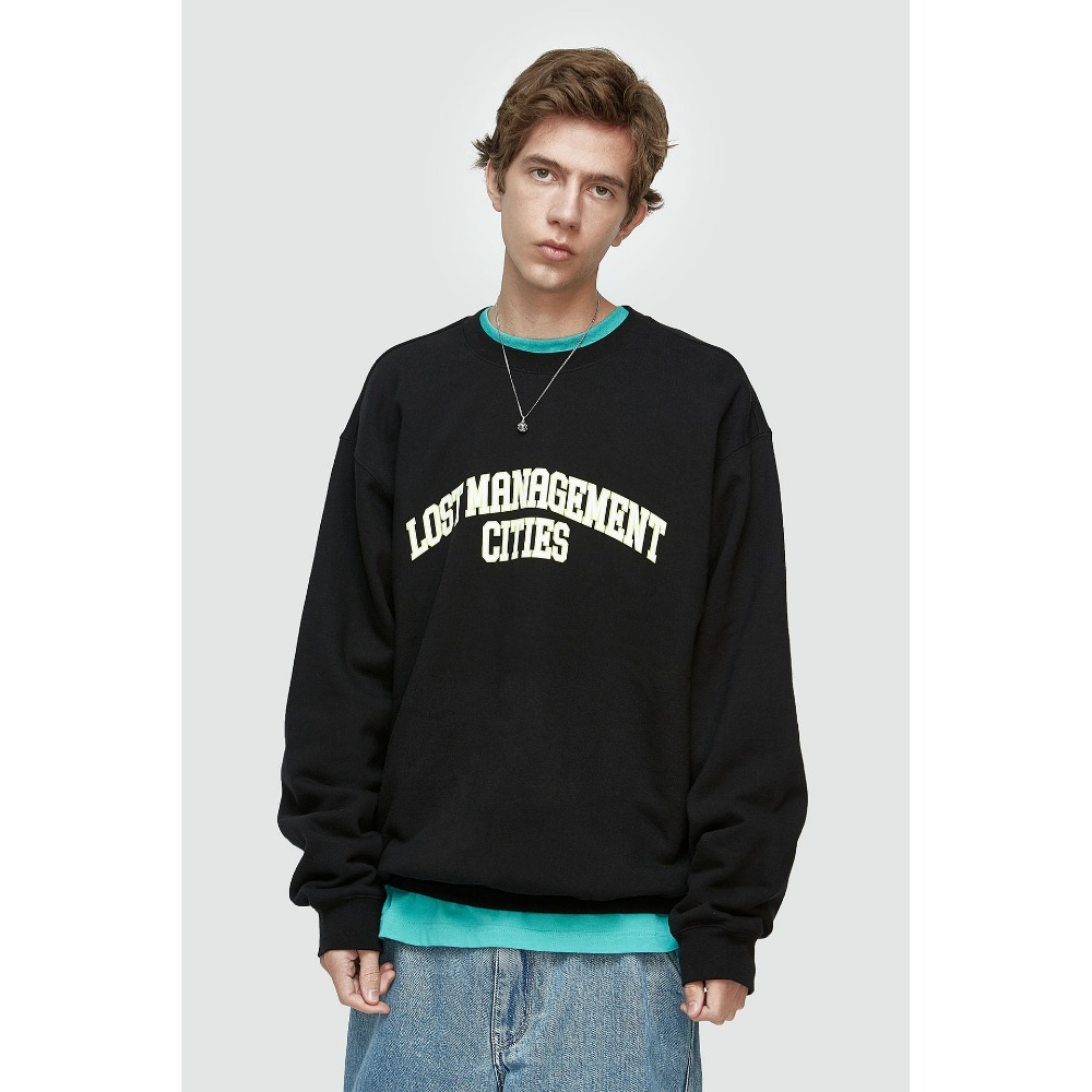 LMC ARCH FN EDGE SWEATSHIRT black