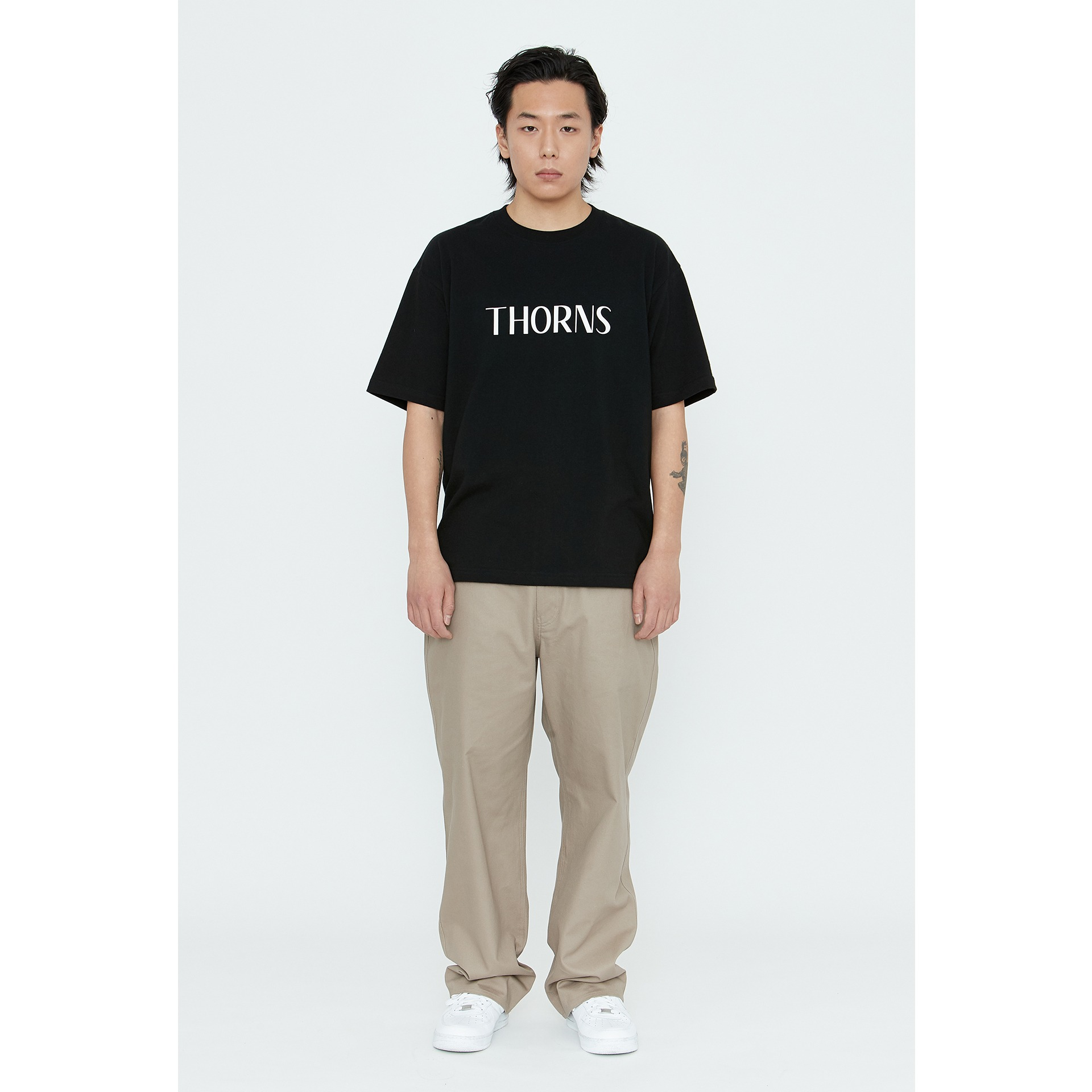 LMC THORNS BASIC TEE black
