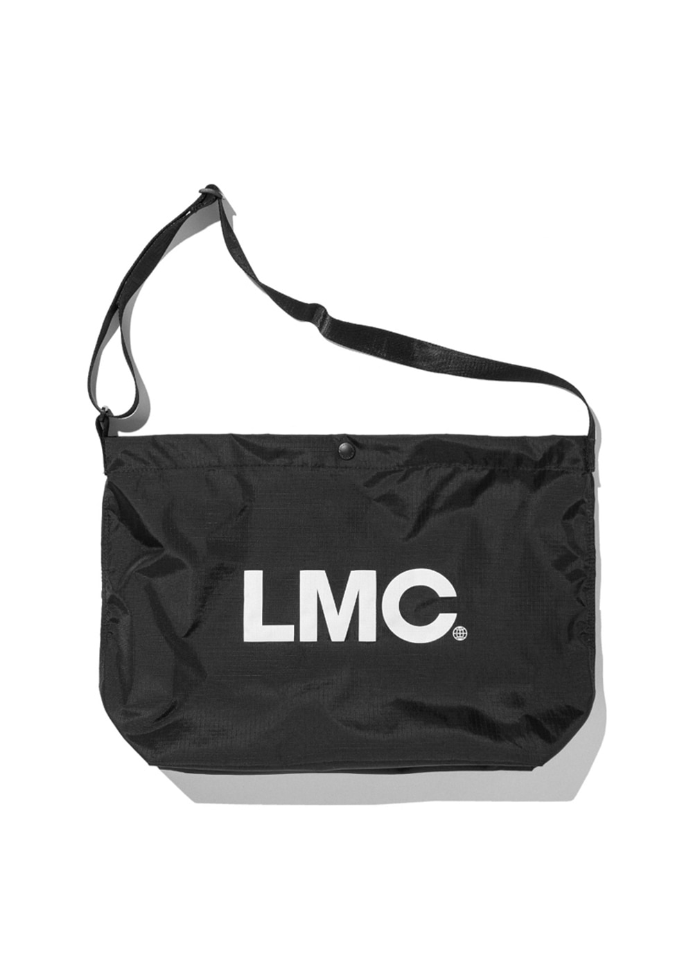 LMC LIGHT CROSS BAG black