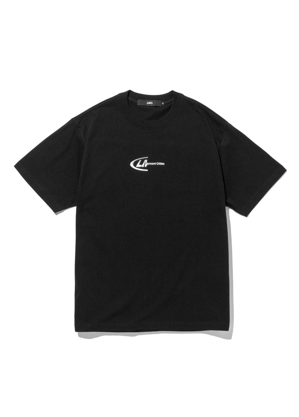 LMC CUT 3D LOGO TEE black