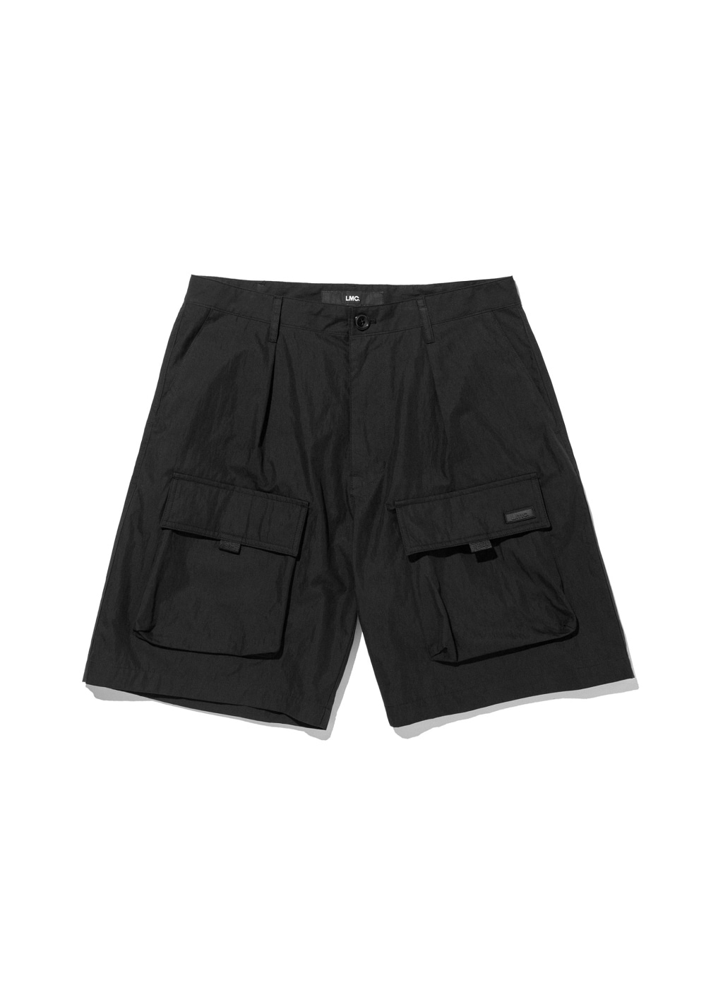 LMC FRONT CARGO TECH SHORTS black
