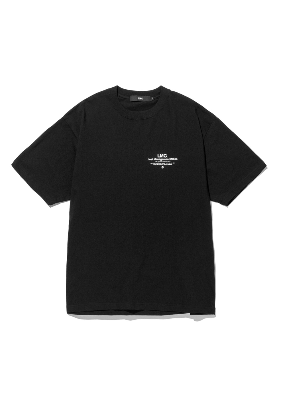 LMC INFLUENCER TEE black