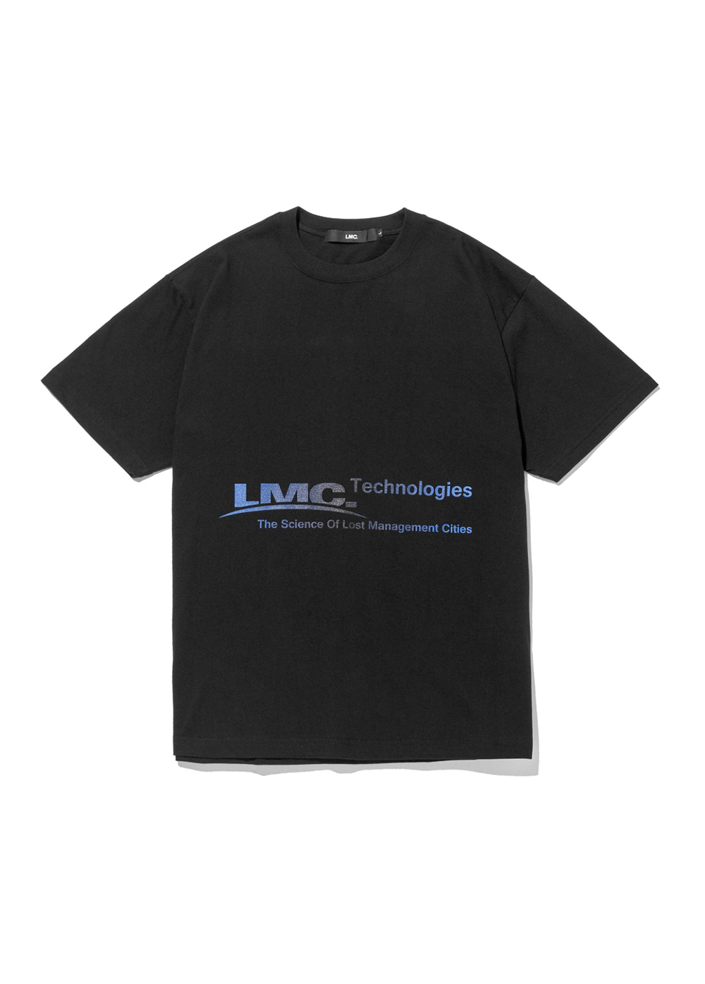 LMC TECH GRADATION TEE black