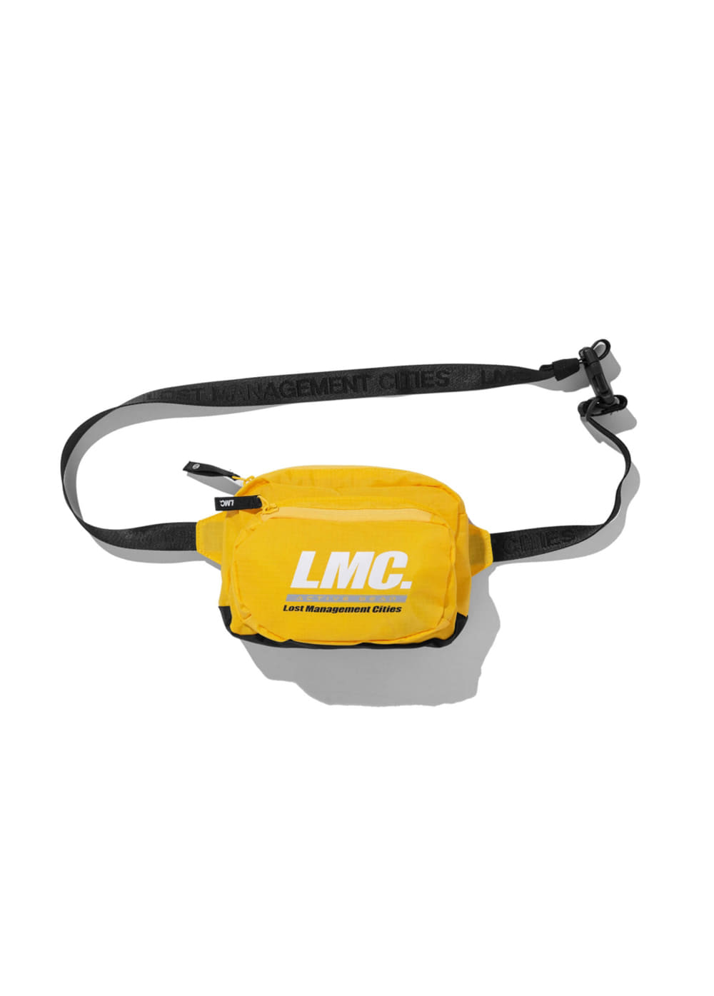 LMC ACTIVE MINI HIP SACK yellow