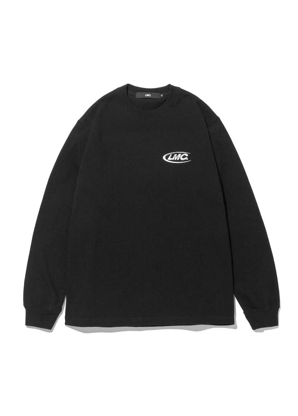 LMC 3D CO LONG SLV TEE black
