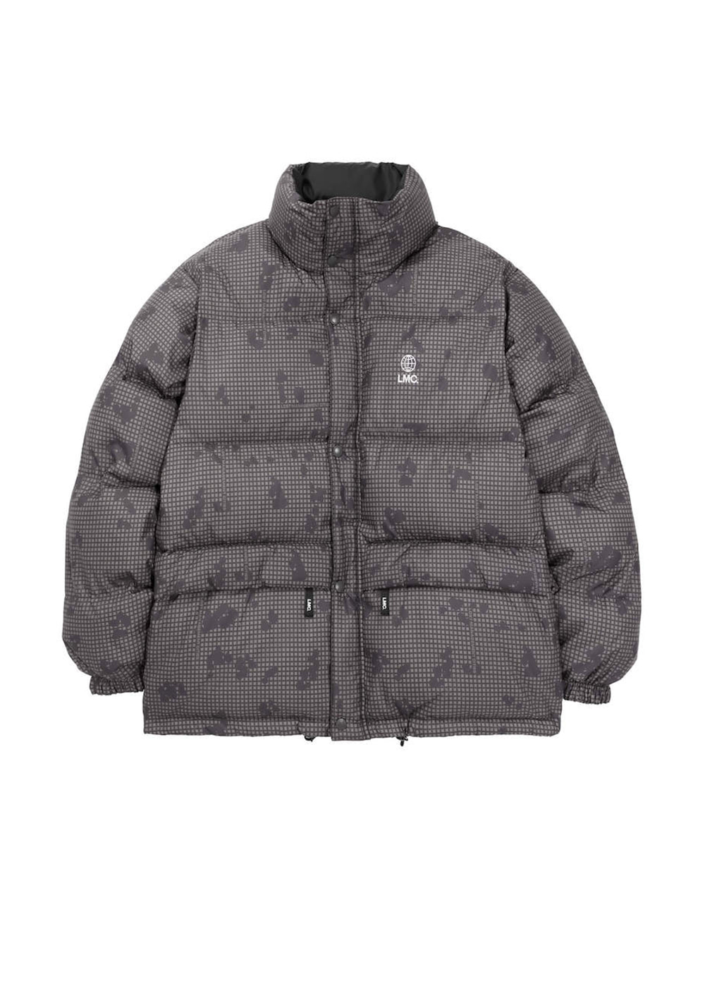LMC REVERSIBLE DOWN PARKA night camo