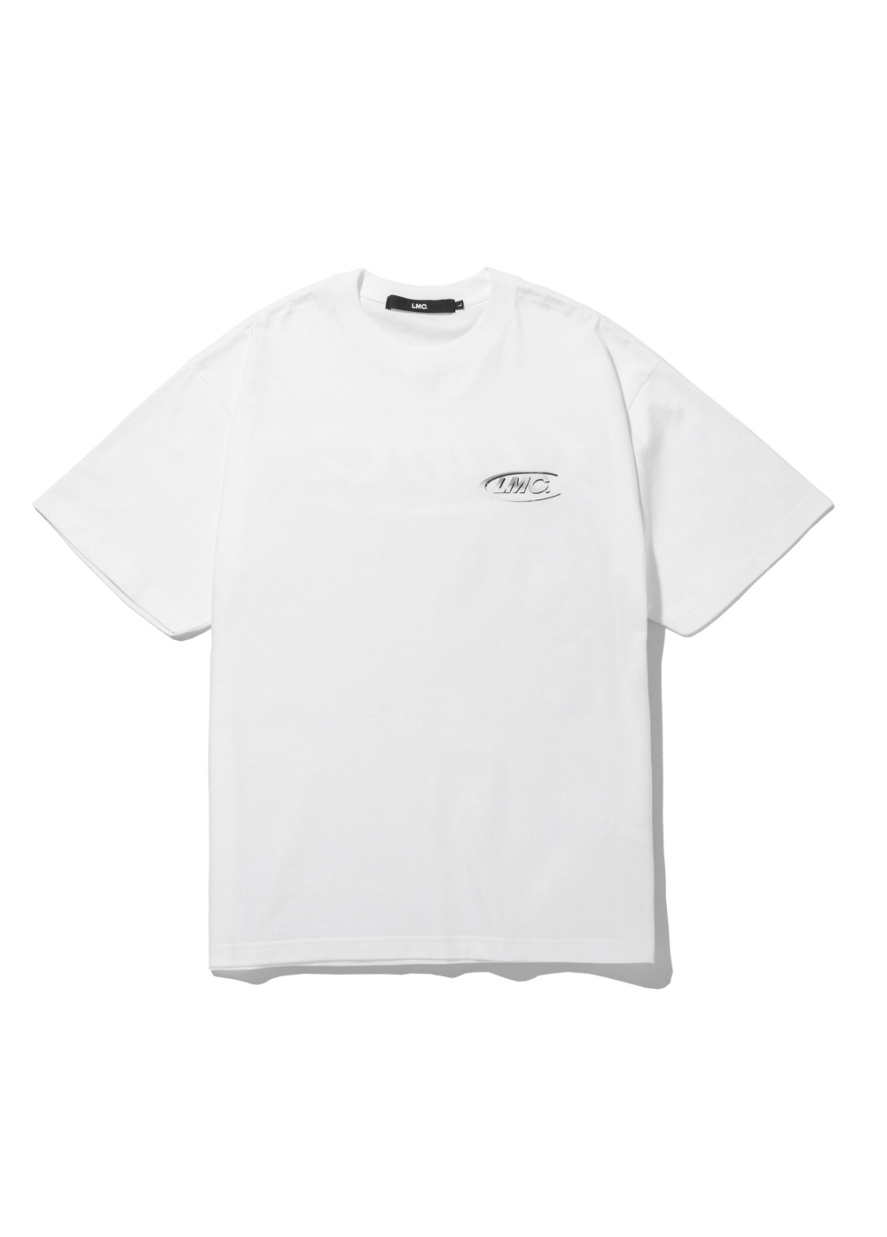 LMC 3D CO LOGO TEE white