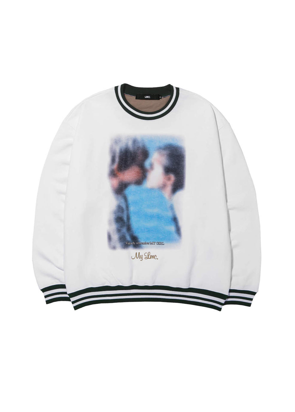 LMC CHILD SWEATSHIRT white