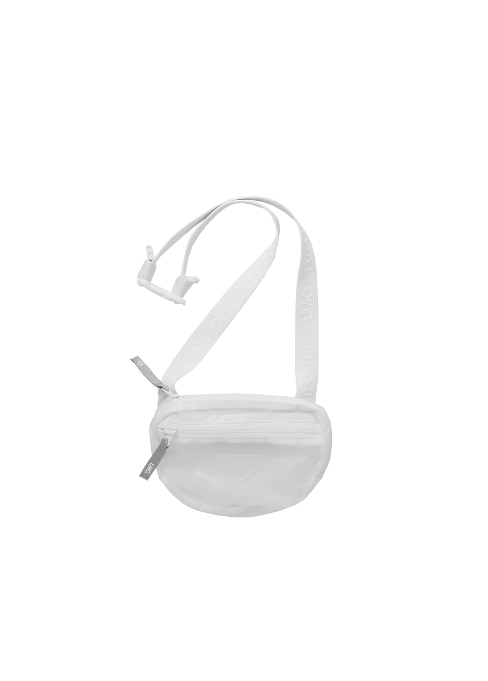 LMC MILANO MINI FANNY PACK clear