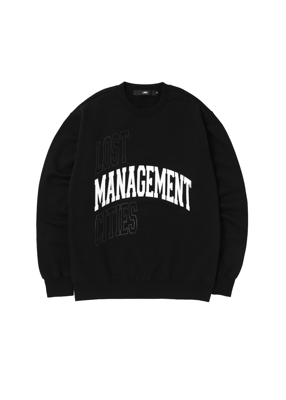 LMC UNIV SWEATSHIRT black