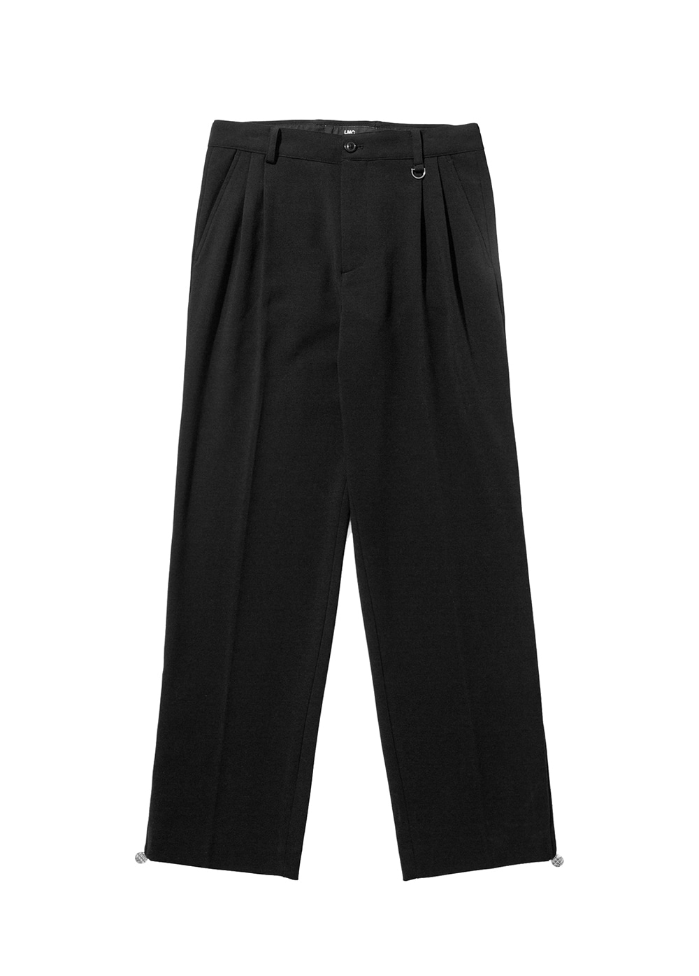 LMC SIDE ZIP DRESS PANTS black