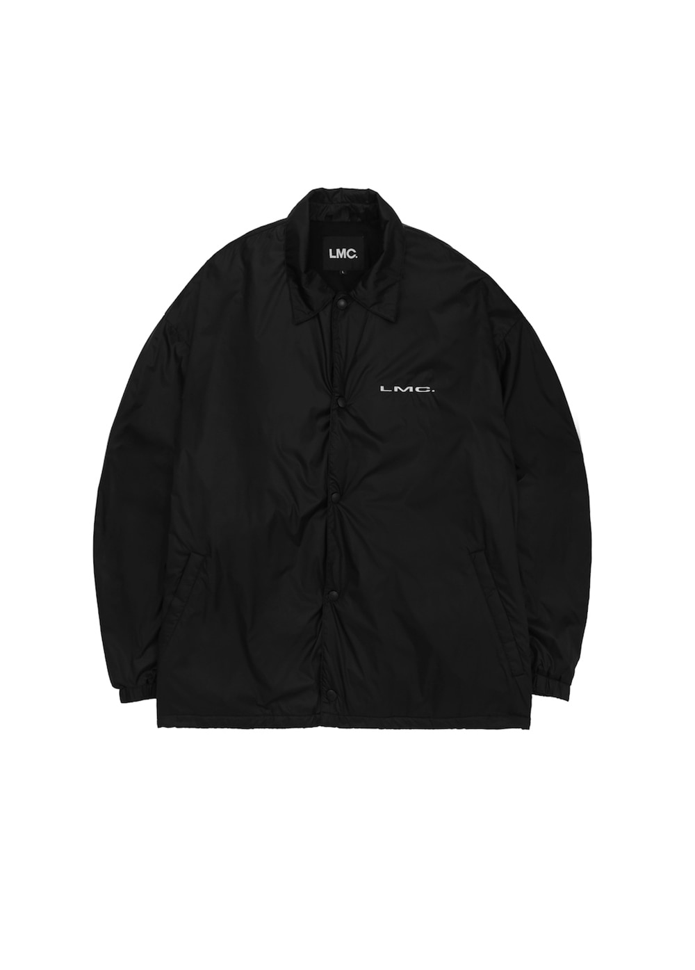 LMC OVERSIZED LIGHT PADDED JACKET black