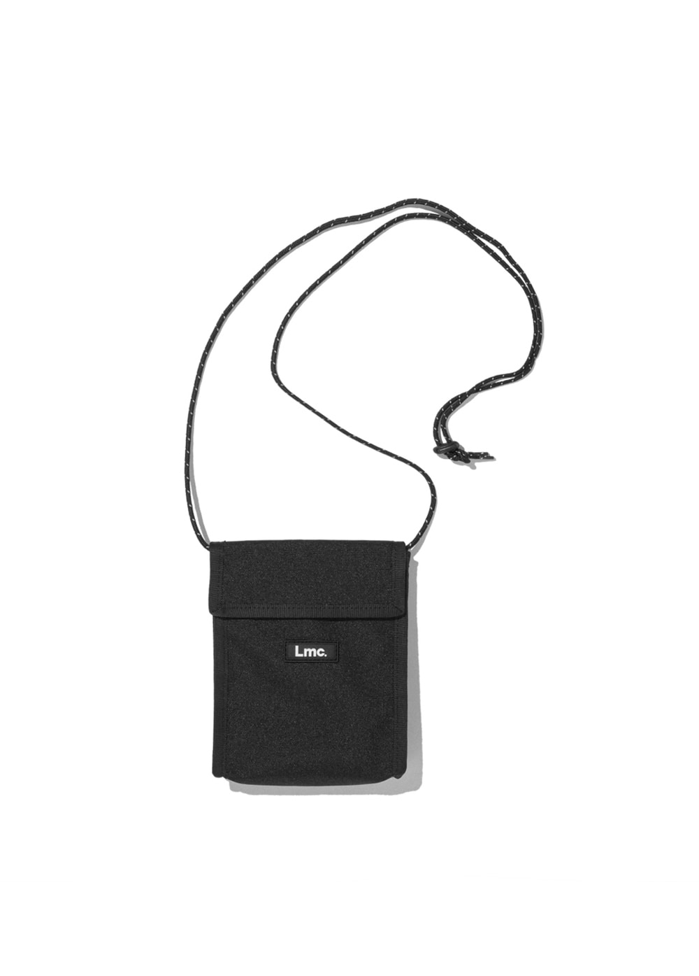LMC NECK POUCH BAG black