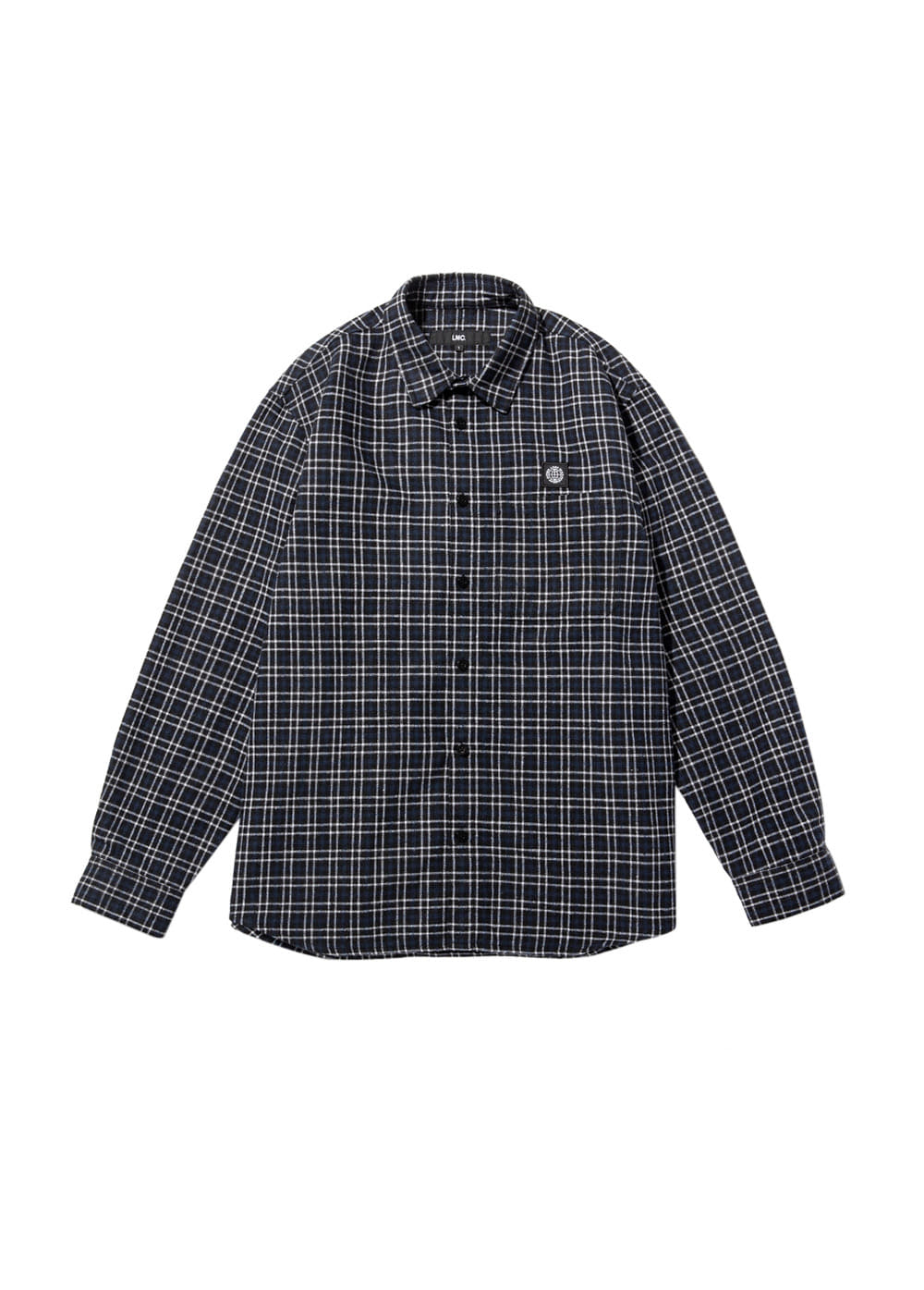 LMC FN PLAID SHIRT black