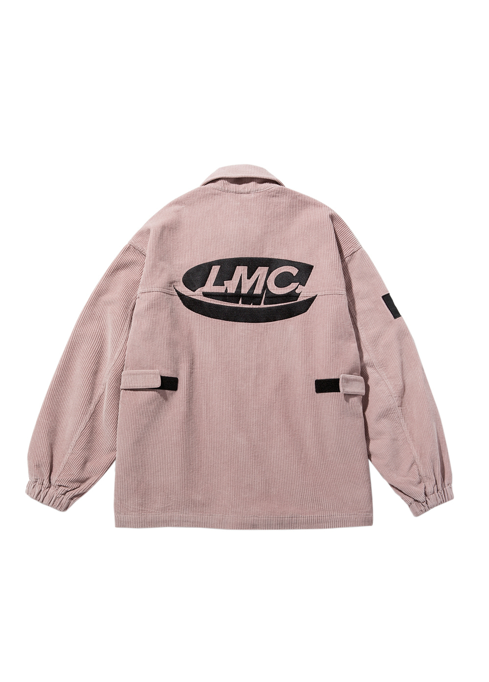 LMC SINGLE CORDUROY JACKET powder pink