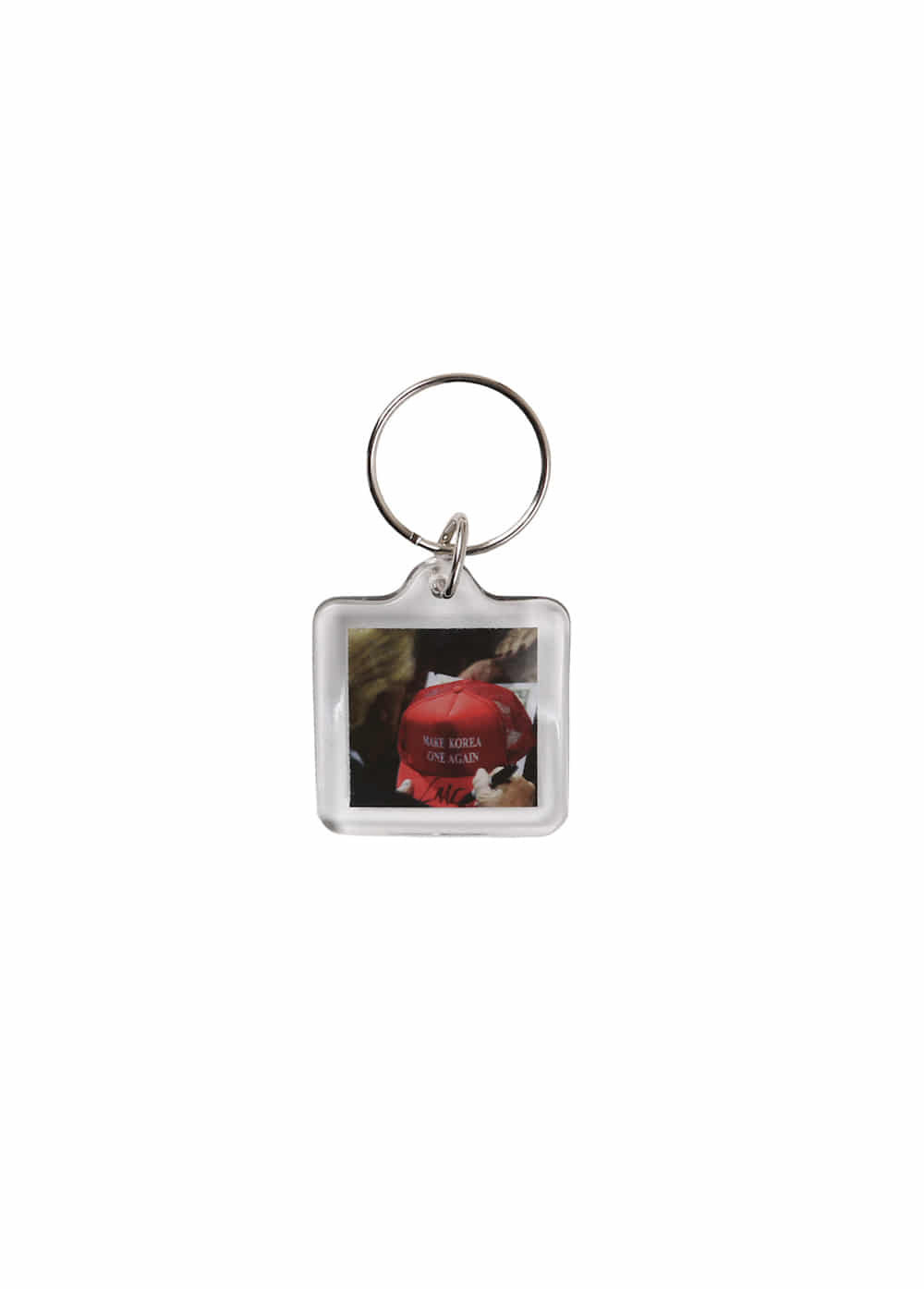 LMC MKOA ACRYLIC KEY TAG black