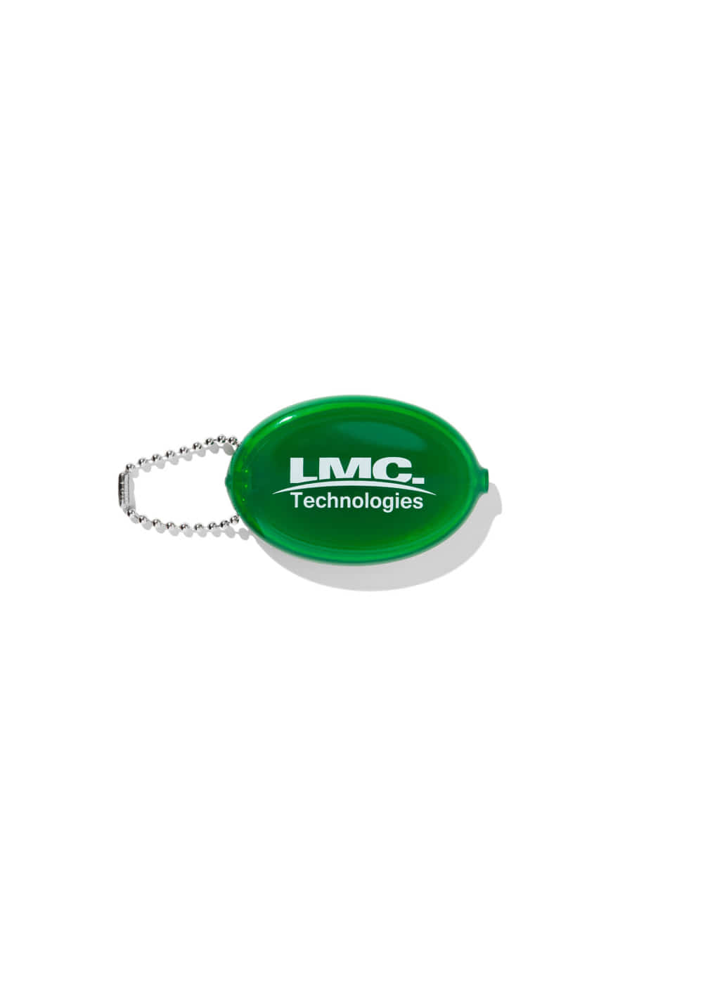 LMC RUBBER COIN PURSE green