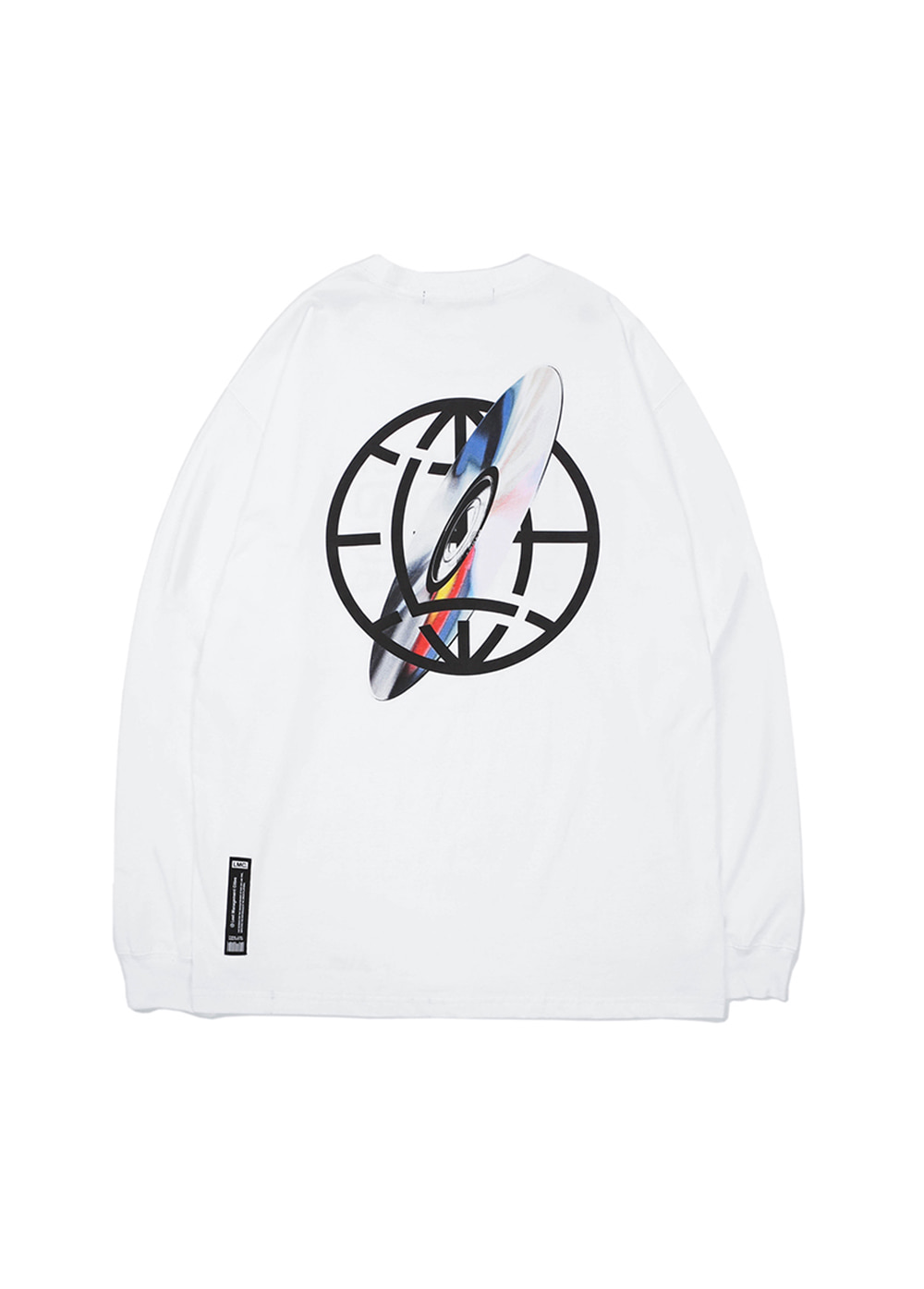 LMC CD LSV TEE white