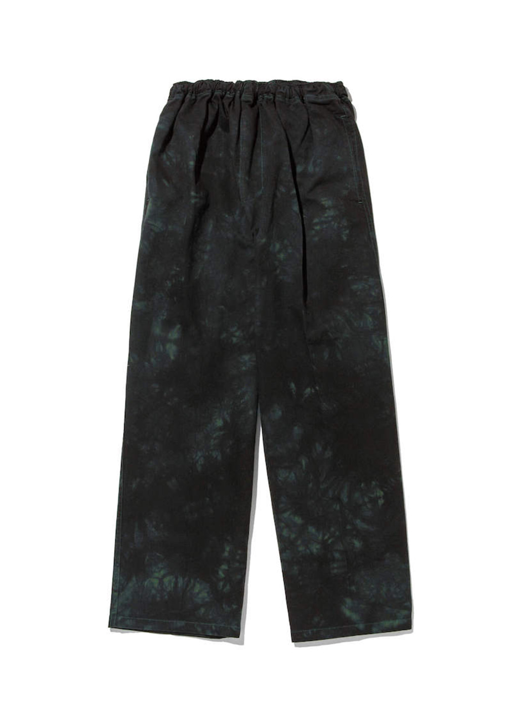 LMC TIE DYE EASY PANTS green
