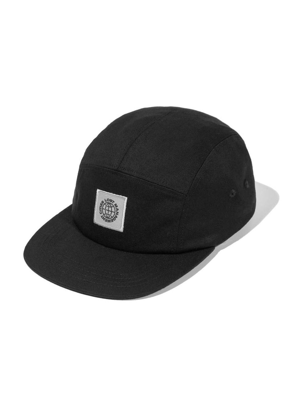 LMC RFLCTV PATCH CAMP CAP black