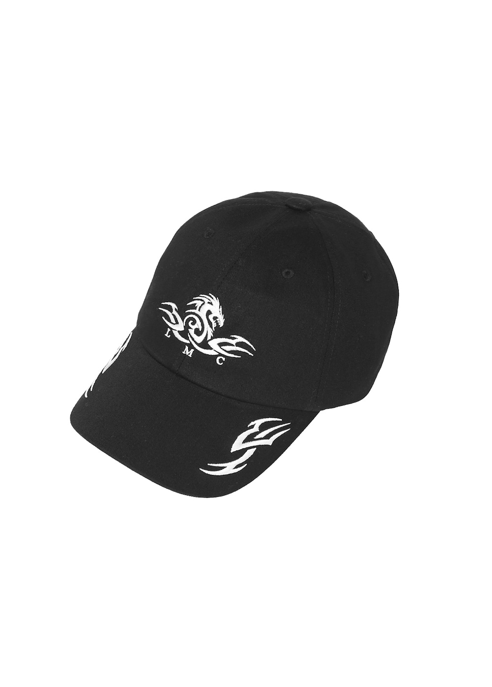 LMC TRIBAL 6 PANEL CAP black