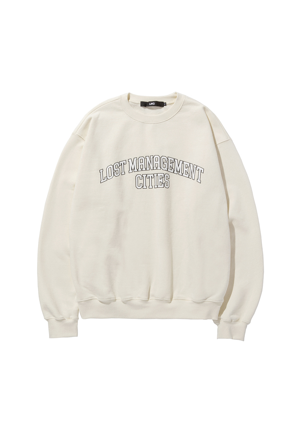 LMC ARCH FN EDGE SWEATSHIRT cream