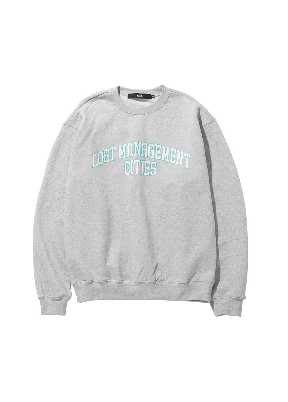 LMC ARCH FN EDGE SWEATSHIRT heather gray