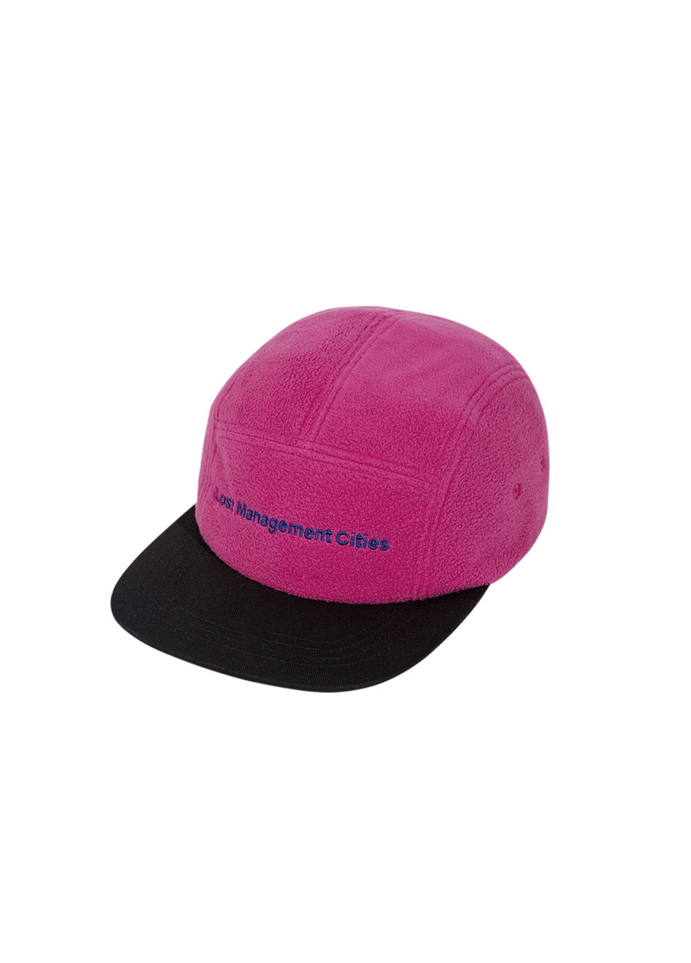 LMC FN FLEECE CAMP CAP magenta