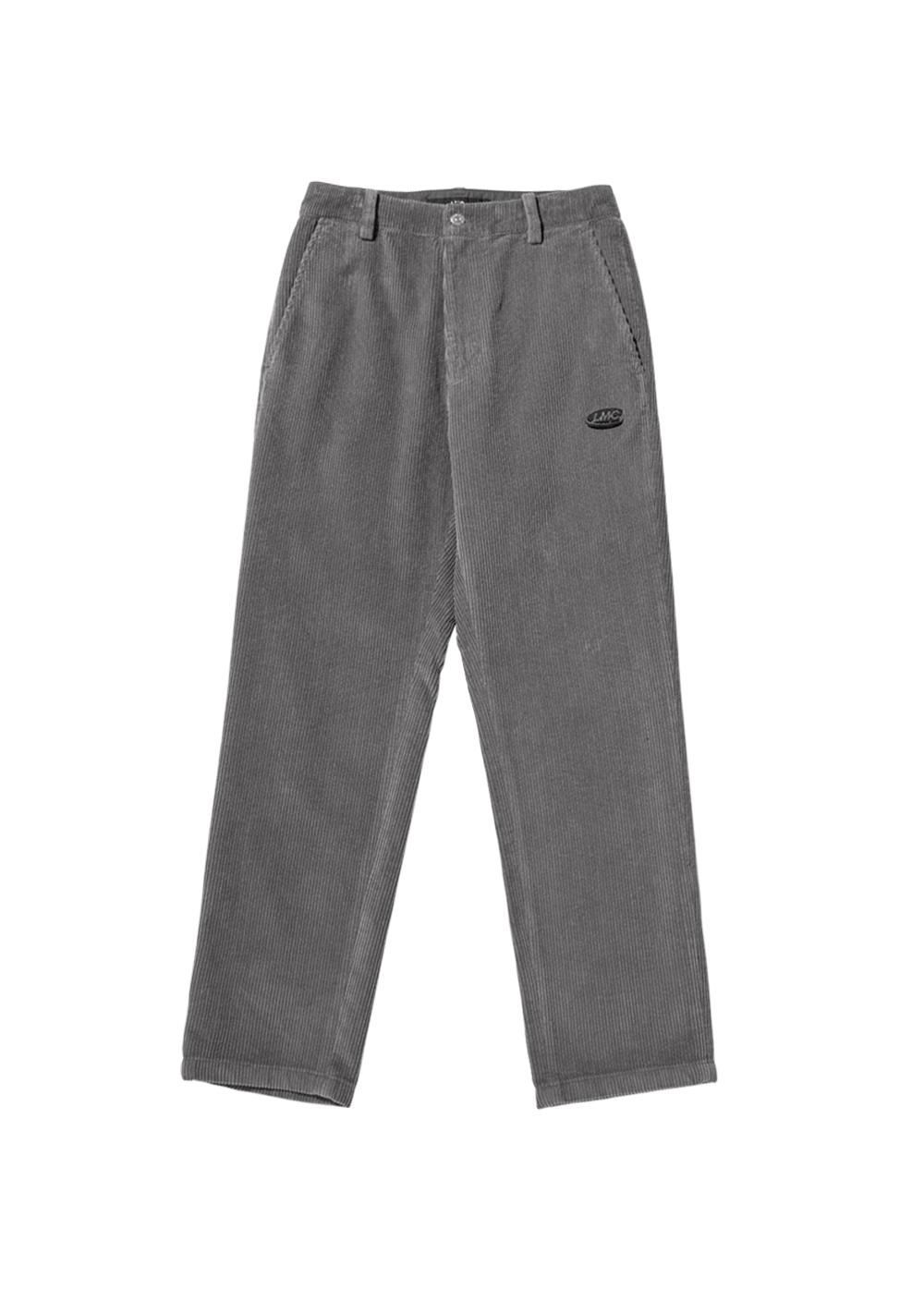LMC CORDUROY PANTS gray