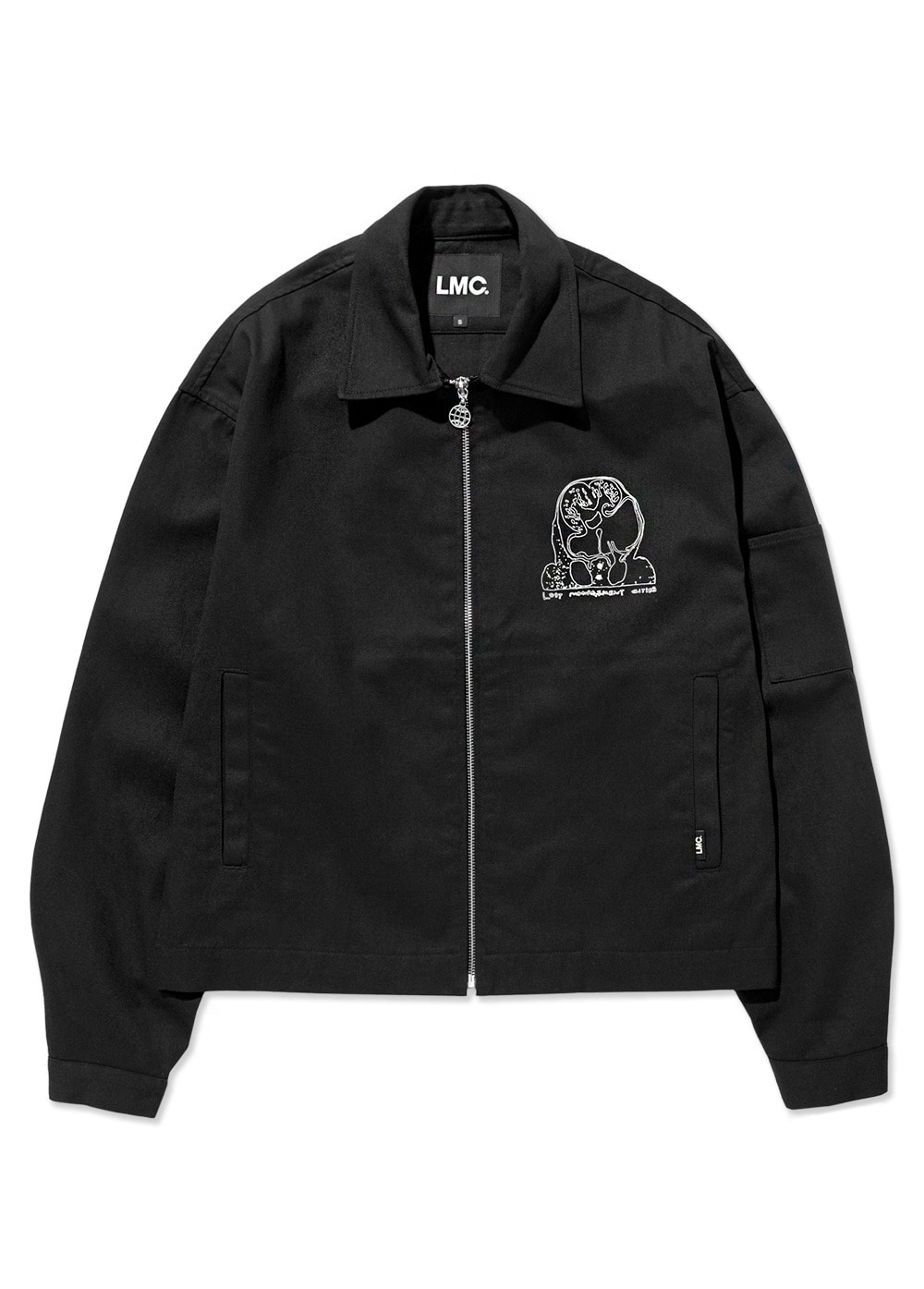 LMC HBCT WORK JACKET black