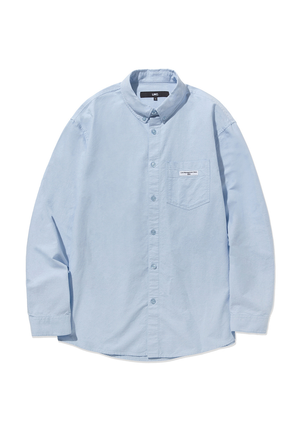 LMC BASIC SHIRT sky blue