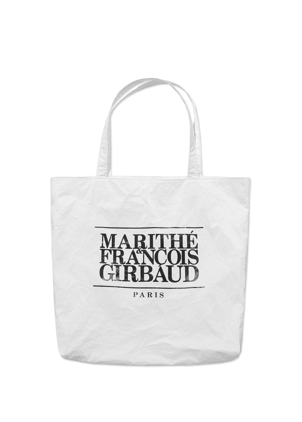 MFG TYVEK TOTE BAG white