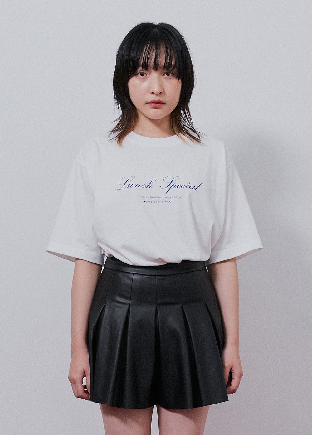 KANCO LUNCH TEE white