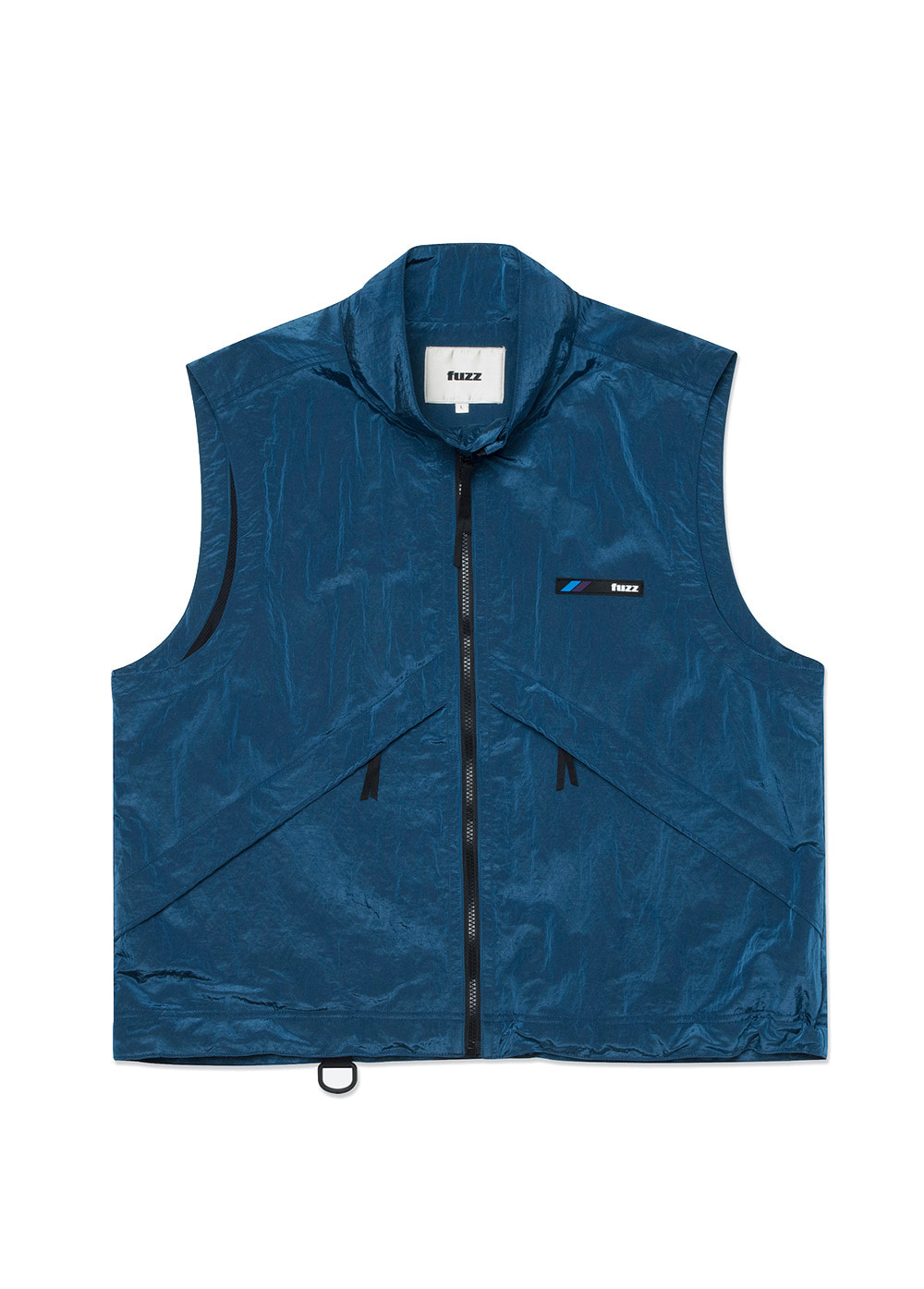 FUZZ TECHNICAL ACTIVE VEST dark teal