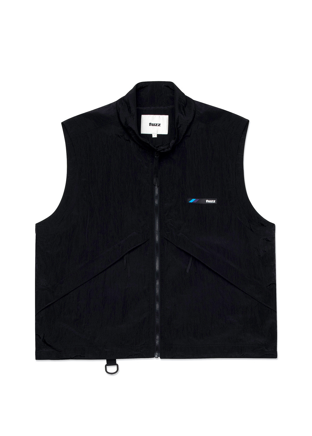FUZZ TECHNICAL ACTIVE VEST black