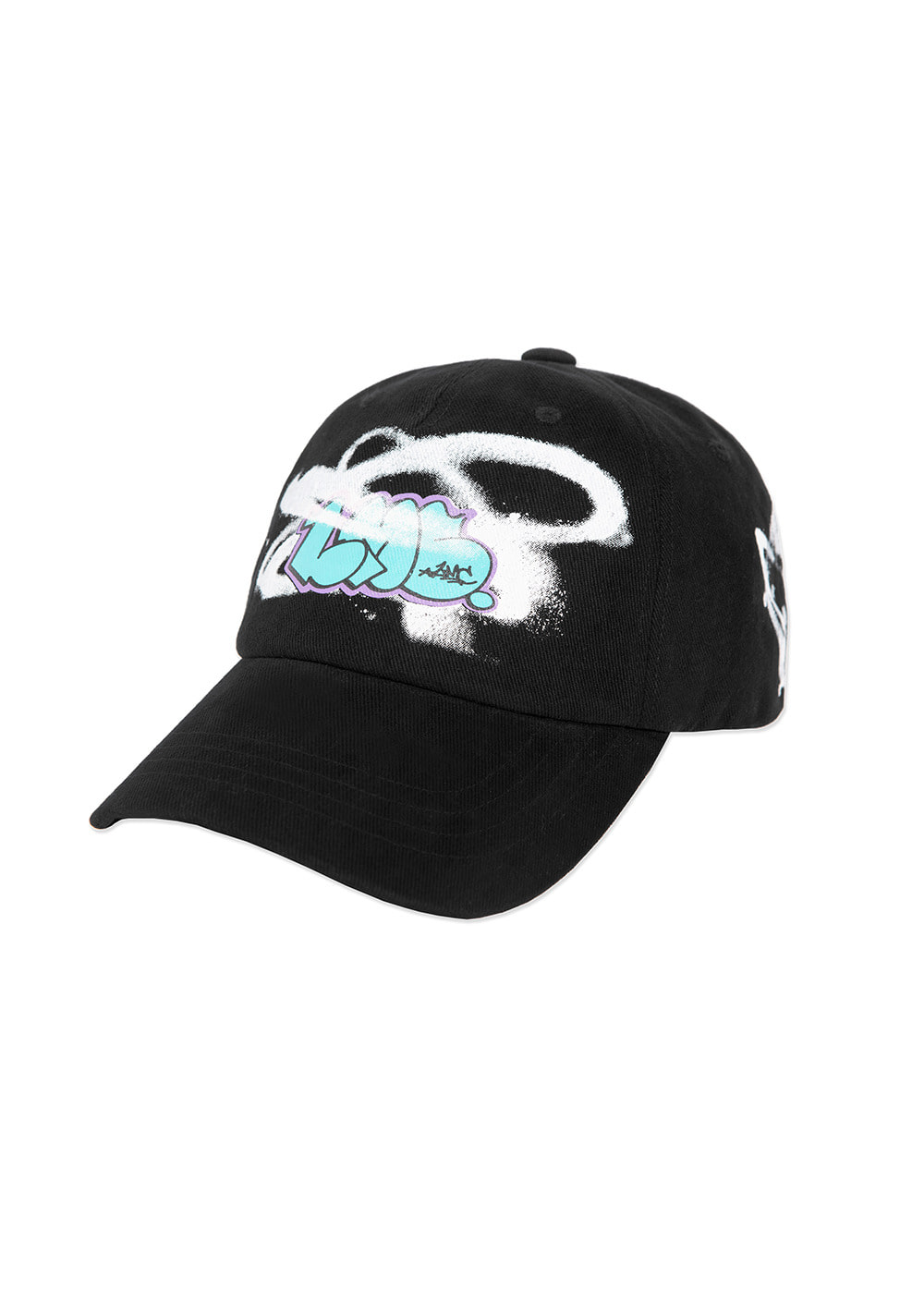 LMC GRAFFITI TRUCKER CAP black