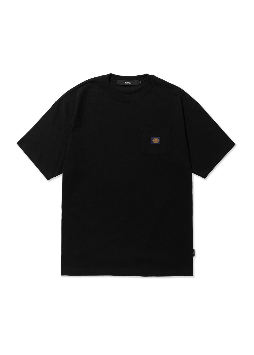 LMC BASIC POCKET TEE black