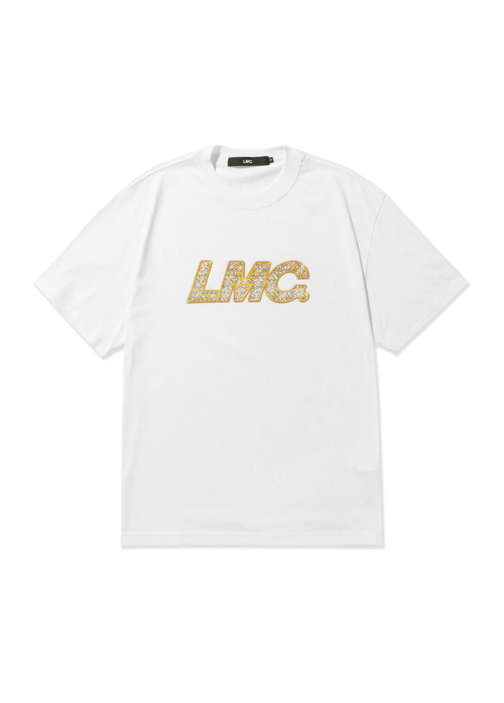 LMC DIAMOND TEE white