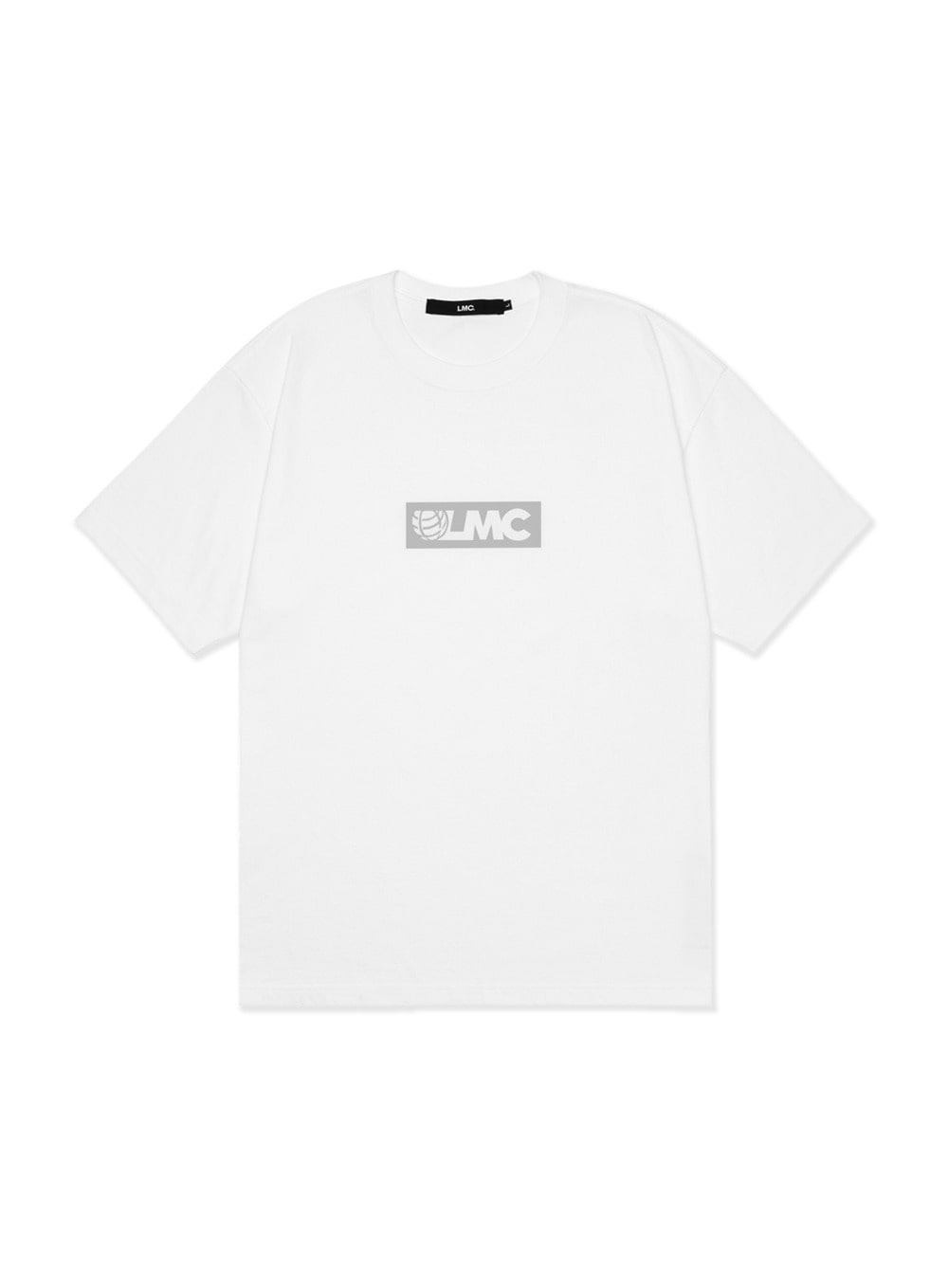 LMC REFLECTIVE GROUP TEE white