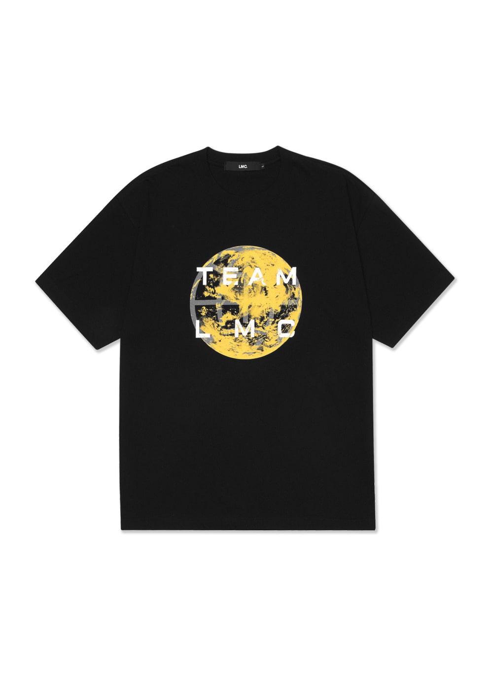 LMC 1989 GREEN TOUR TEE black