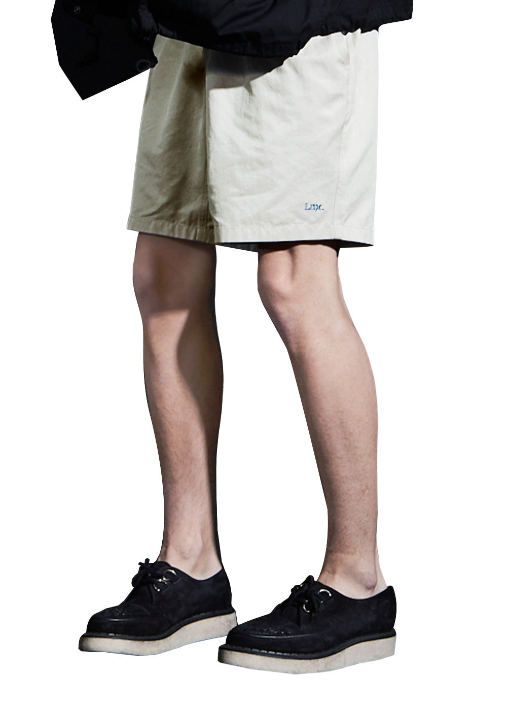 LMC PANELLED EASY SHORTS lt. beige