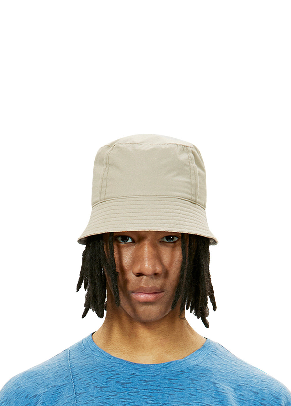 LIFUL X M.NII CUT OFF BUCKET HAT