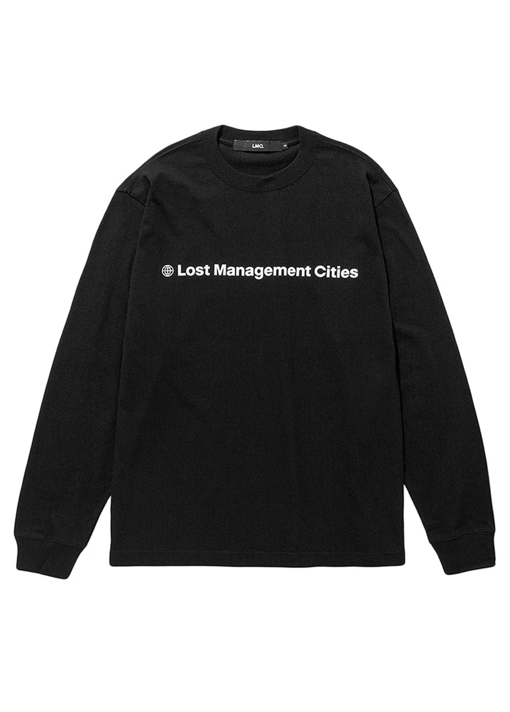 LMC FN OG LONG SLV TEE black