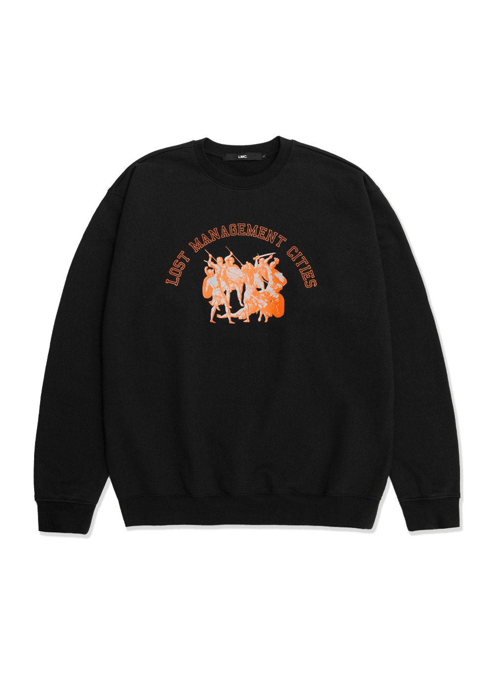 LMC ANCIENT COMBAT SWEATSHIRT black