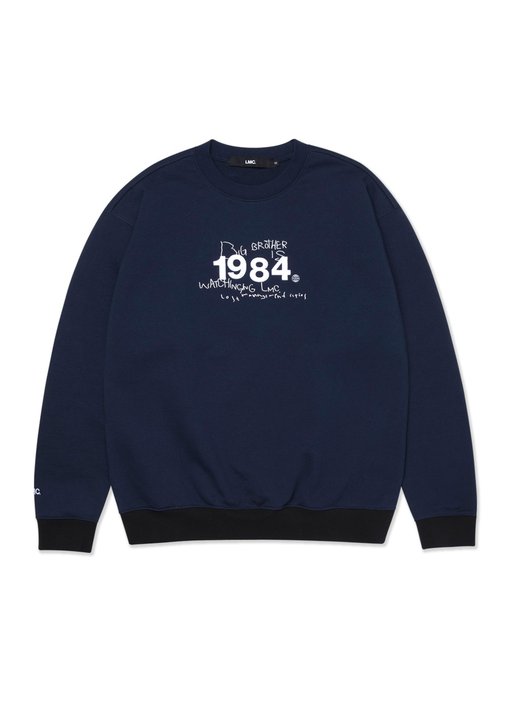 LMC 1984 SWEATSHIRT navy