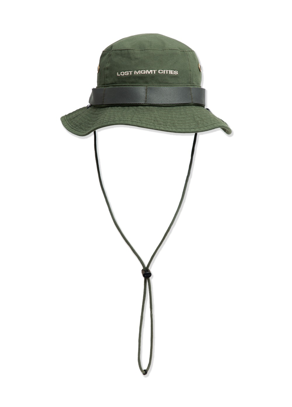 LMC BOONIE HAT olive