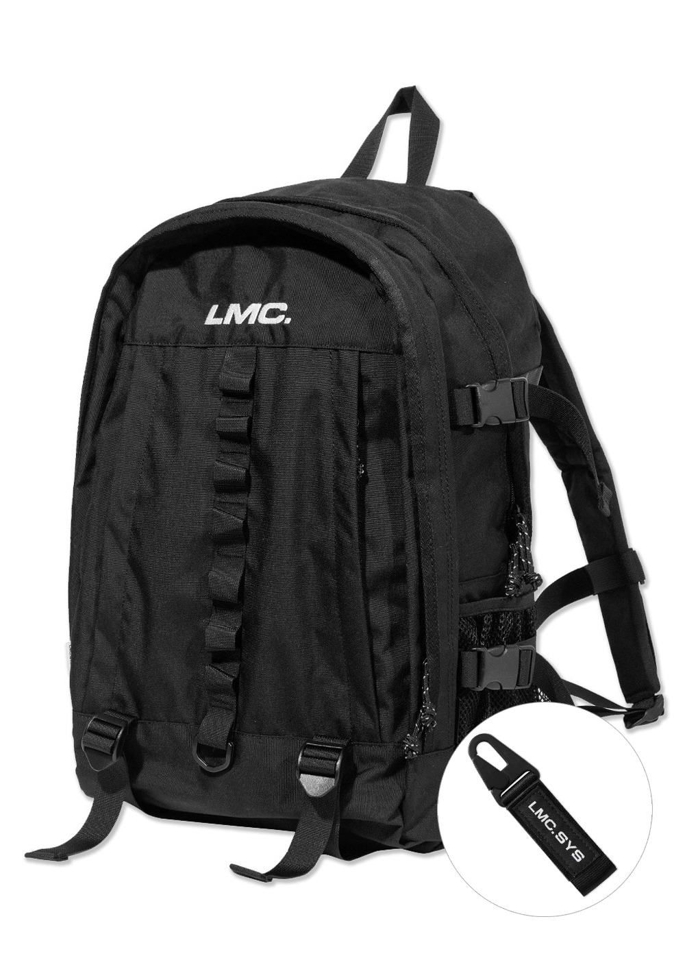 LMC SYSTEM UTILITY BACKPACK Ⅱ black