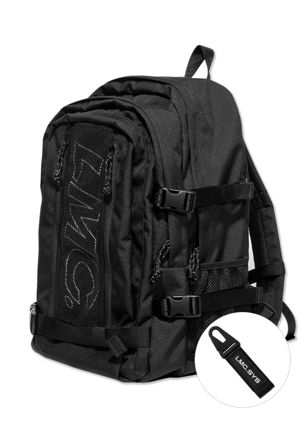 LMC SYSTEM UTILITY BACKPACK Ⅰ black