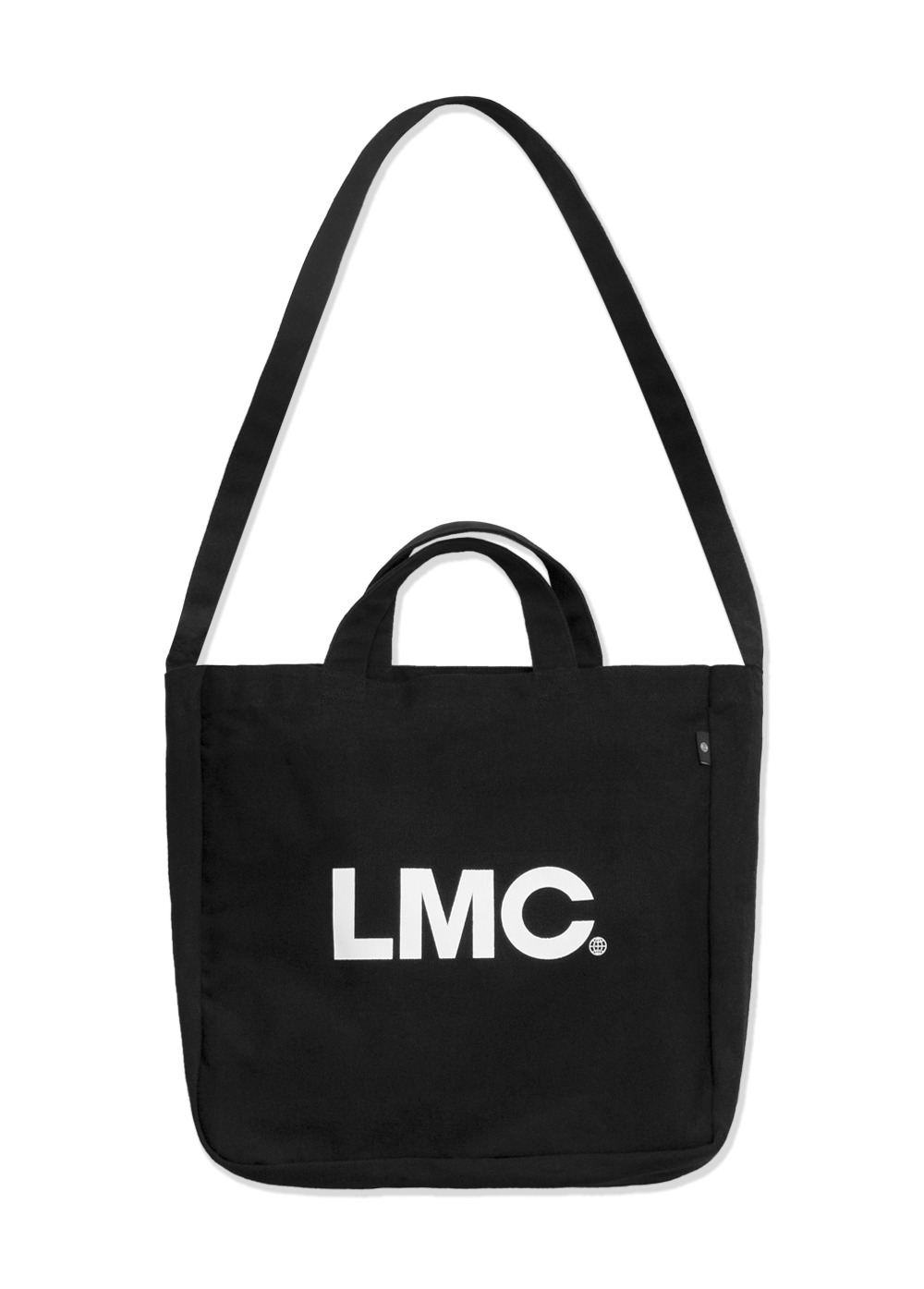 LMC OG CANVAS ECO BAG black
